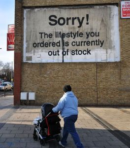 Lifestyle by Banksy